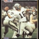 JIM PLUNKETT 1990 Pro Set All Time Team #35.  RAIDERS