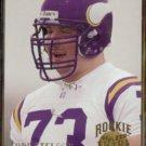 TODD STEUSSIE 1994 Ultra Rookie #191.  VIKINGS