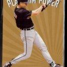 CAL RIPKEN Jr. 1995 Upper Deck SP Platinum Power Insert #PP16.  ORIOLES