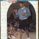 DELL CURRY 1990 Hoops Stay In School #387.  HORNETS