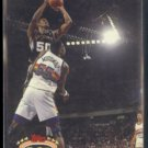 DAVID ROBINSON 1992 Stadium Club Members Choice #191.  SPURS