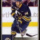 CHRIS BUTLER 2009 Upper Deck #14.  SABRES