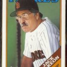 JACK McKEON 1988 Topps Traded #69T.  PADRES