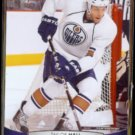 TAYLOR HALL 2011 Upper Deck #126.  OILERS