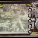 JAY BUHNER 1996 Pinnacle Denny's Holo Insert #7 of 28.  MARINERS