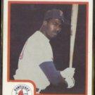 SAM HORN 1987 Pro Cards #52.  PAWTUCKET RED SOX