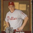 SCOTT ROLEN 2001 Upper Deck SP Game Bat #79.  PHILLIES