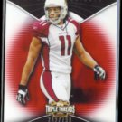 LARRY FITZGERALD 2007 Topps Triple Threads #'d Insert 242/799.  CARDS