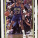 MARK AGUIRRE 1992 Topps GOLD Insert #86.  PISTONS