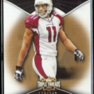 LARRY FITZGERALD 2007 Topps Triple Threads #'d Insert 170/249.  CARDS