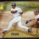 CECIL FIELDER 1995 Pinnacle Museum Collection Insert #184.  TIGERS