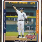 IVAN RODRIGUEZ 2005 Topps Opening Day #30.  TIGERS