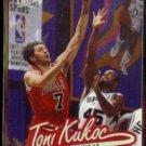 TONI KUKOC 1996 Ultra #17.  BULLS