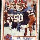 RAY BENTLEY 1989 Louis Rich / Erie Co. Sherrif's Dept.  BILLS