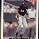 FRANK THOMAS 1992 Donruss McDonald's MVP Insert #2 of 26.  WHITE SOX