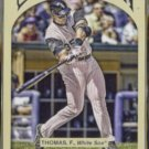 FRANK THOMAS 2011 Topps Gypsy Queen #54.  WHITE SOX