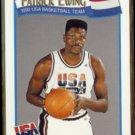PATRICK EWING 1991 Hoops USA #577.  KNICKS