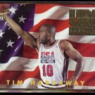 TIM HARDAWAY 1993 Ultra USA #363.  WARRIORS