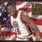 LARRY JOHNSON 1993 Ultra USA #364.  HORNETS