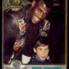 DAVID ROBINSON 1993 Hoops GOLD (Boys & Girls Club) Insert #291.  SPURS