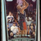 CHARLES BARKLEY 1998 Upper Deck Encore Game Dated #29.  ROCKETS