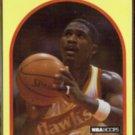 DOMINIQUE WILKINS 1989 Hoops #2.  HAWKS
