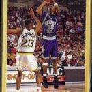 ANFERNEE HARDAWAY 1992 Classic Draft #2.  TIGERS