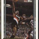 TERRY PORTER 1992 Topps GOLD Insert #51.  BLAZERS