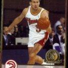 CRAIG EHLO 1993 Hoops GOLD Insert #301.  HAWKS