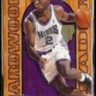 MITCH RICHMOND 1995 Flair Hardwood Leader Insert #23 of 27.  KINGS