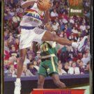 LaPHONSO ELLIS 1992 Ultra Rookie #251.  NUGGETS