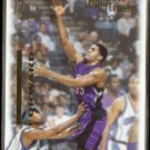 CORLISS WILLIAMSON 2000 Fleer Triple Crown #210.  RAPTORS