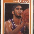 BRAD DAUGHERTY 1989 Fleer #25.  CAVS