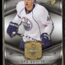 TAYLOR HALL 2011 Upper Deck SPX #63.  OILERS