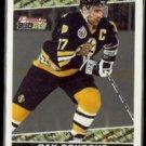 RAY BOURQUE 1994 Premier Black GOLD Insert #15.  BRUINS