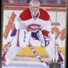 CAREY PRICE 2013 Upper Deck SP #93-28.  CANADIENS