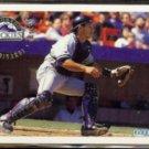 JOE GIRARDI 1994 Fleer #441.  ROCKIES