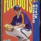 CRAIG BIGGIO 1994 Upper Deck Fun Pack Fold Outs #218.  ASTROS
