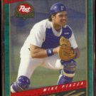 MIKE PIAZZA 1994 Post Rookie Star Insert #1 of 30.  DODGERS