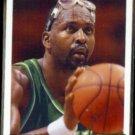 MOSES MALONE 1992 Upper Deck #301.  BUCKS