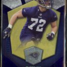 CHRIS LONG 2008 UD Icons Rookie Brilliance #'d Insert 069/250.  RAMS