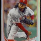 JOHNNY CUETO 2013 Topps Chrome Refractor #98.  REDS
