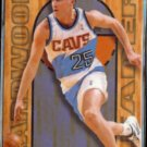MARK PRICE 1995 Flair Hardwood Leader Insert #5 of 27.  CAVS