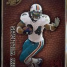 RICKY WILLIAMS 2003 Playoff Hogg Heaven #75.  DOLPHINS