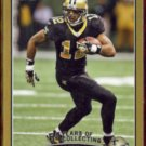 MARQUES COLSTON 2009 Topps #'d Insert 0317/2009.  SAINTS
