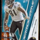 DERRICK HARVEY 2010 Panini Adrenalyn Card Game.  JAGUARS