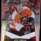 JEFF CARTER 2010 Panini Certified Platinum #'d Insert 179/250.  FLYERS