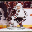 JONATHAN TOEWS 2011 Upper Deck #160.  BLACKHAWKS