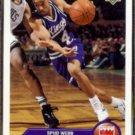 SPUD WEBB 1992 UD McDonald's Insert #P35.  KINGS