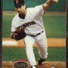 BUD BLACK 1993 Stadium Club #624.  GIANTS